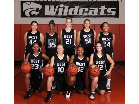 2011-2012 Varsity Girls Basketball