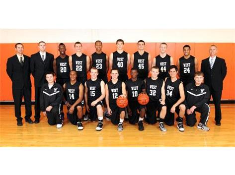 2011-2012 Varsity Boys Basketball