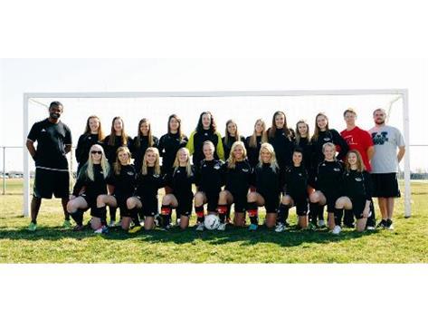 2012 Varsity Girls soccer