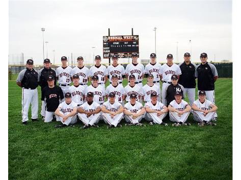 2012 Varsity Baseball