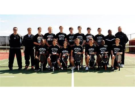 2012 JV Boys Tennis