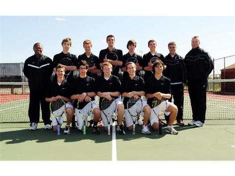 2012 Varsity Boys Tennis