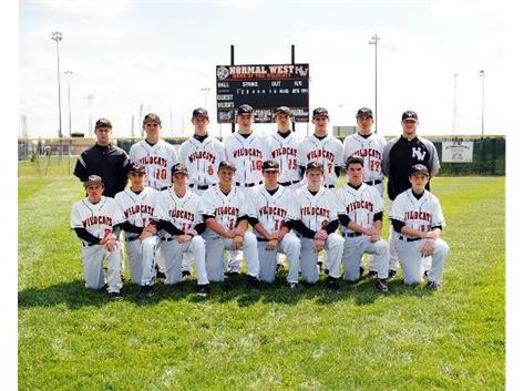 2012 Sophomore Baseball