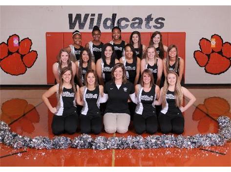 2012-13 Dance Team