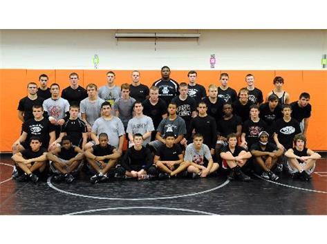 2012-13 Wrestling Team