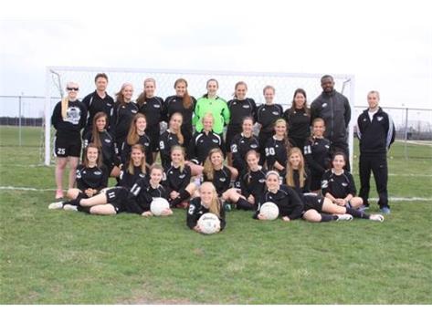 2013 Varsity Girls Soccer