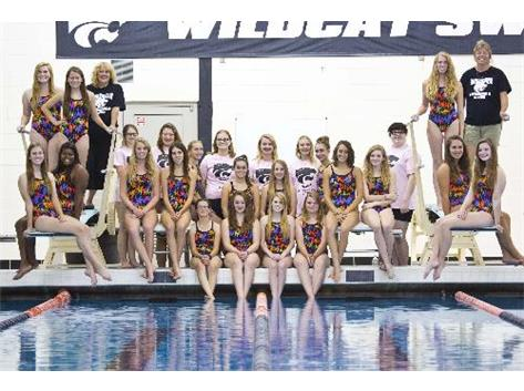 2013 Girls Swimming and Diving