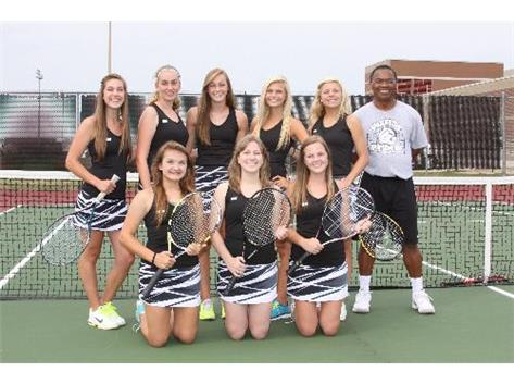 2013 Varsity Girls Tennis