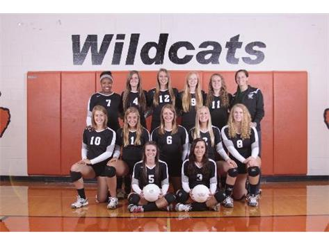 2013 Varsity Girls Volleyball