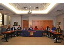 Congrats to our Huskie Athletes and their college commitments!