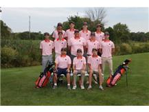 2017 Varsity Boys Golf Team
