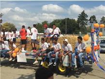 Homecoming Parade 2017