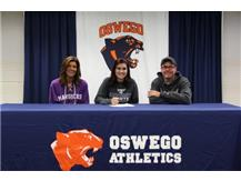 Kayla Moky signs with Minnesota State University-Mankato to continue playing softball.