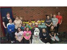 Team with Donation for Kendall County Animal Control