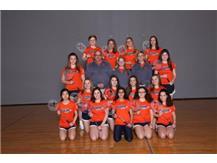 2018 Freshman Badminton Team