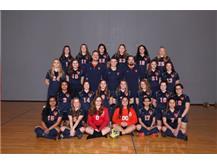 2018 JV Girls Soccer Team