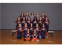 2018 Freshman Softball Team