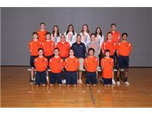 2018 Varsity Boys Tennis Team