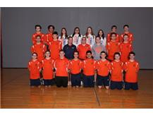 2018 JV Boys Tennis Team