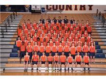 2018 Boys Track Team