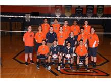 2018 Boys Freshman Volleyball Team