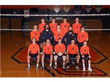 2018 Boys JV Volleyball Team