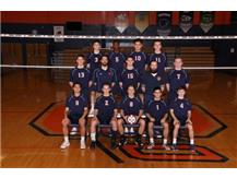 2018 Boys Varsity Volleyball Team