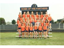 2018 Girls Cross Country Team