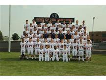 2018 Sophomore Football Team