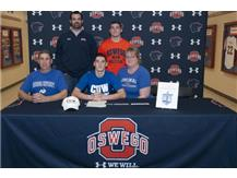 Alex Alexiades signs to continue wrestling at Concordia University of Wisconsin