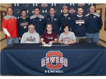 Garry Maynard signs to continue playing Baseball at Concordia University-Chicago