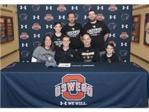Brady Mello signs to continue running Cross Country at Lindenwood University