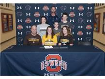 Emily Giles signs to continue Swimming at University of Wyoming