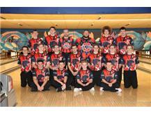2018-2019 Boys Bowling Team
