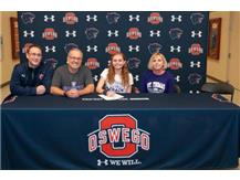Jaycie Simon signing with University of St. Thomas, St Paul, Mn  to continue running Cross Country