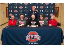 Dylan Cullick signing with Monmouth College to continue playing Football