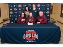 Becky Pieroni signing with Concordia University - Chicago to continue playing Softball