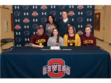 Jenna Johnson signing with Calvin College to continue playing Softball
