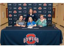 Megan Newton signing with Aurora University to continue playing Soccer
