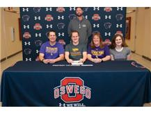 Matt Gorney signing with University of Wisconsin-Stevens Point to continue Swimming