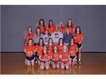 2019 Varsity Badminton Team