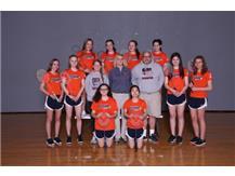2019 JV Badminton Team