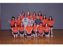 2019 Freshman Badminton Team