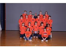 2019 Varsity Boys Volleyball Team