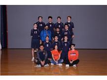 2019 JV Boys Volleyball Team