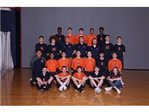 2019 Freshman Boys Volleyball Team