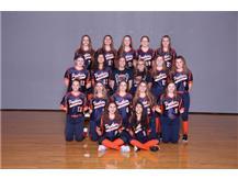 2019 Freshman Softball Team