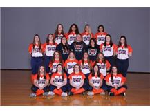 2019 Varsity Softball Team