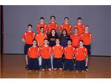 2019 Varsity Boys Tennis Team