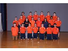 2019 JV Boys Tennis Team